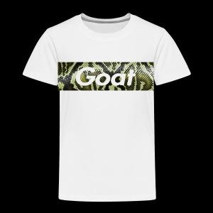 snake Goat bogo - Toddler Premium T-Shirt