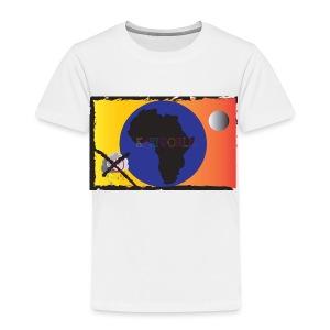 KariworlD OG logo - Toddler Premium T-Shirt