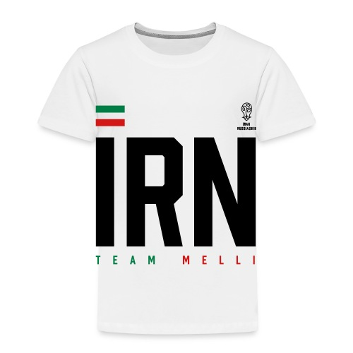Iranian Apparel World Cup Tee - Toddler Premium T-Shirt