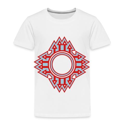 New Mexico Zia Symbol Streetwear - Toddler Premium T-Shirt
