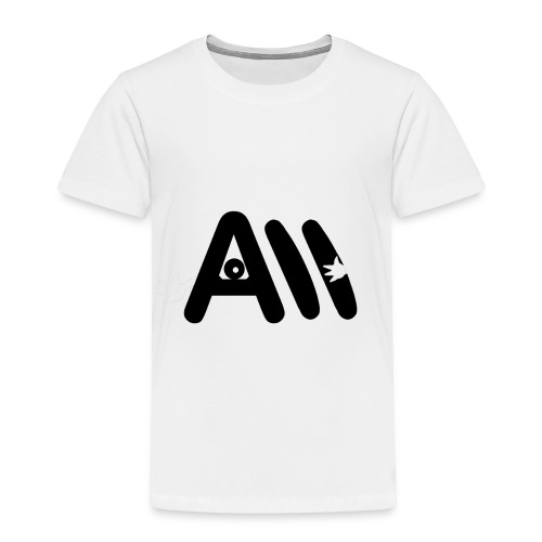 Artist Monster Logo - Toddler Premium T-Shirt
