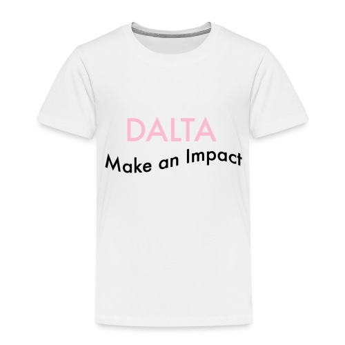 Make an Impact - Toddler Premium T-Shirt