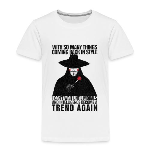 VENDETTA - Toddler Premium T-Shirt