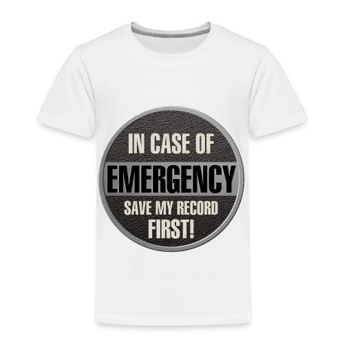 case record - Toddler Premium T-Shirt