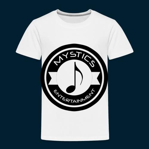 mystics_ent_black_logo - Toddler Premium T-Shirt