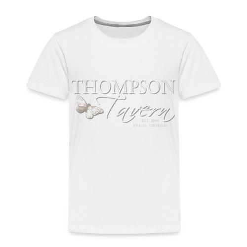 Tavern logo - Toddler Premium T-Shirt