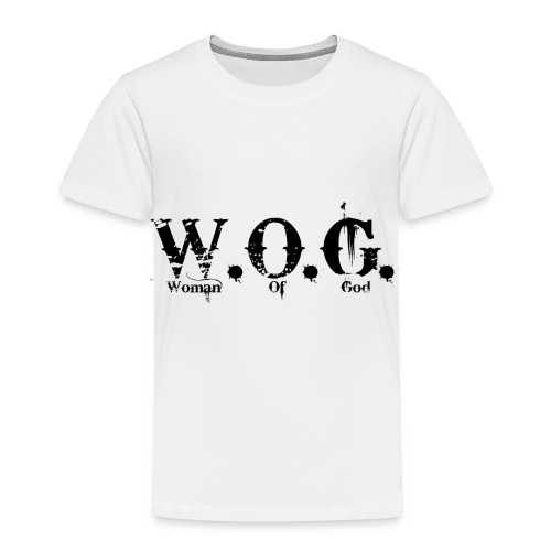 wog1 - Toddler Premium T-Shirt