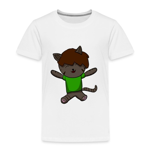 kitty ambuscade - Toddler Premium T-Shirt