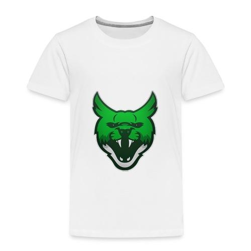Zarah Mascot - Toddler Premium T-Shirt