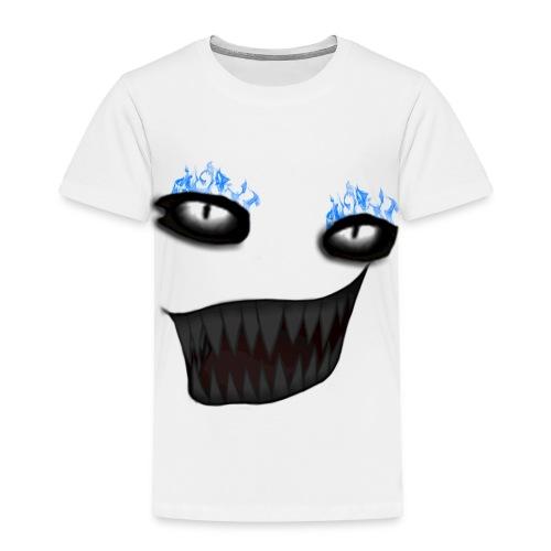 Littism Flame Biter Face - Toddler Premium T-Shirt