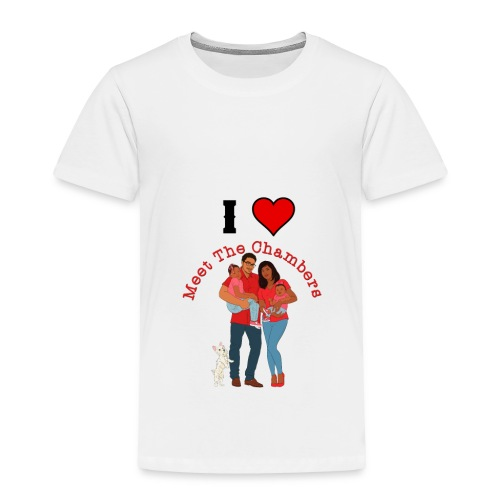 I Love MTC - Toddler Premium T-Shirt