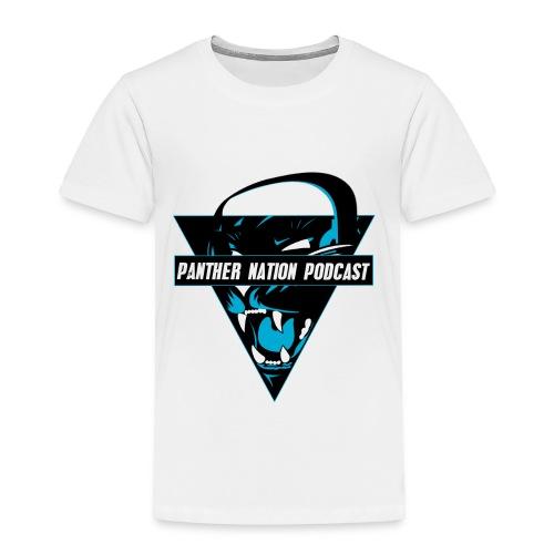 Panther Nation Podcast - Toddler Premium T-Shirt
