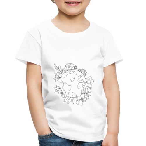 Love Blooms - Toddler Premium T-Shirt