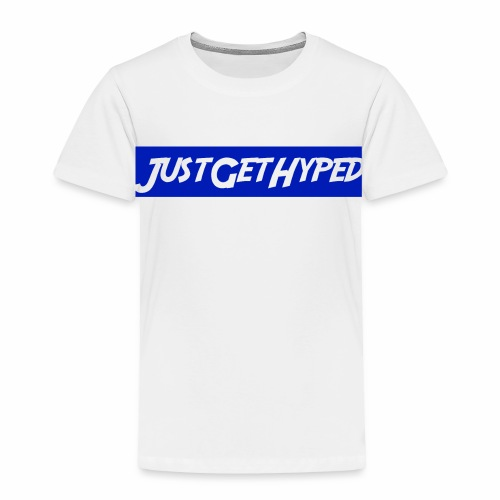 JustGetHyped Supreme Type - Toddler Premium T-Shirt