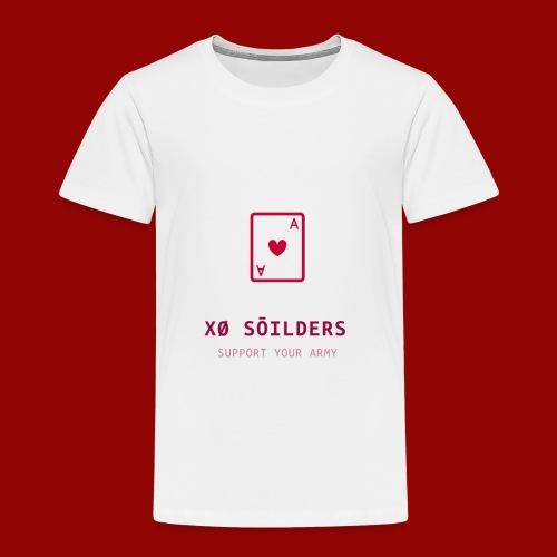 soilder - Toddler Premium T-Shirt