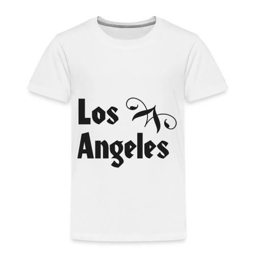 Los Angeles - L.A. California - Toddler Premium T-Shirt