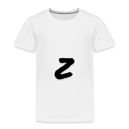 "Premium Zen07 ""Z"" Logo - Toddler Premium T-Shirt"
