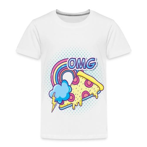 PIZAA - Toddler Premium T-Shirt
