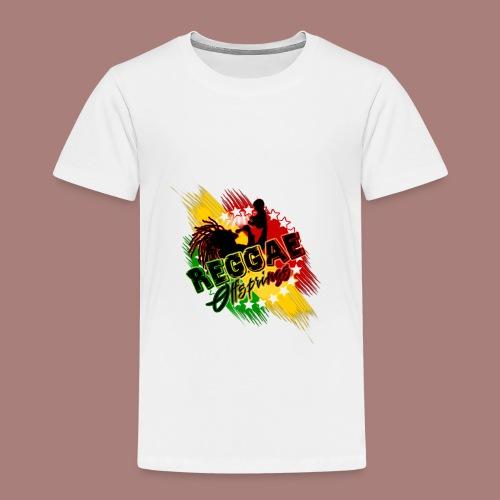 Reggae Offspring PNG - Toddler Premium T-Shirt