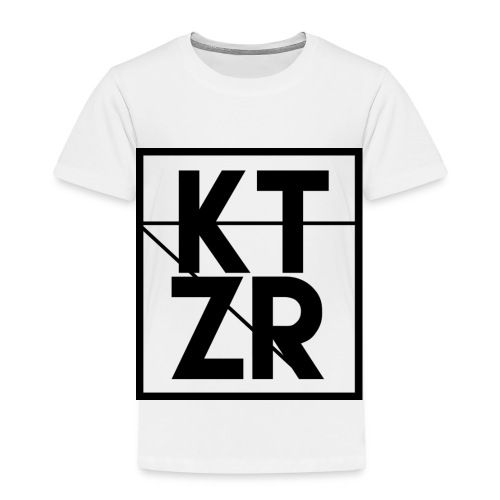 KTZR Logo - Toddler Premium T-Shirt
