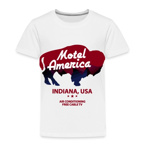Great The Motel USA - Toddler Premium T-Shirt
