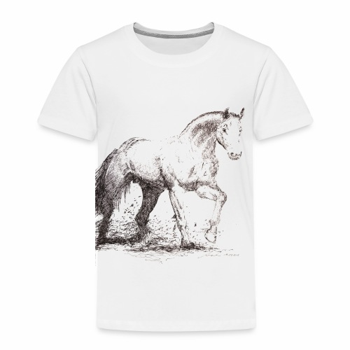 Stallion - Toddler Premium T-Shirt