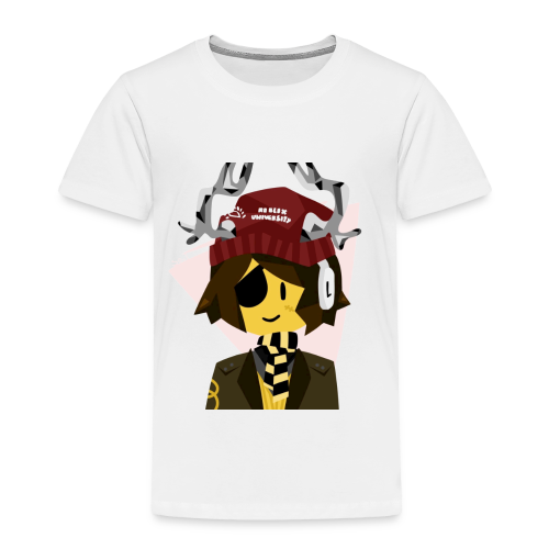 Low Poly Character - Toddler Premium T-Shirt