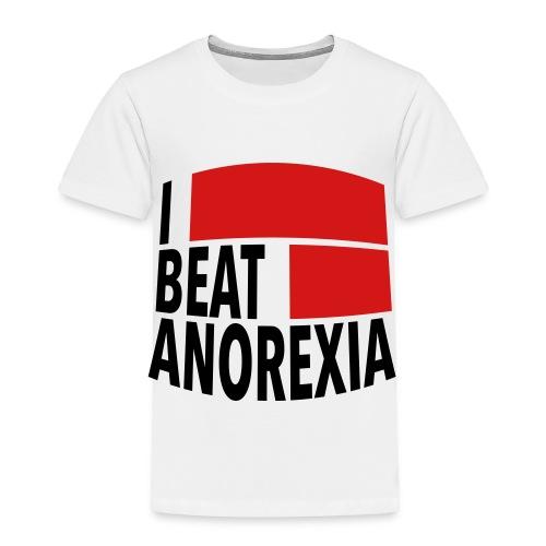 I Beat Anorexia - Toddler Premium T-Shirt