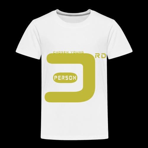 3P white - Toddler Premium T-Shirt