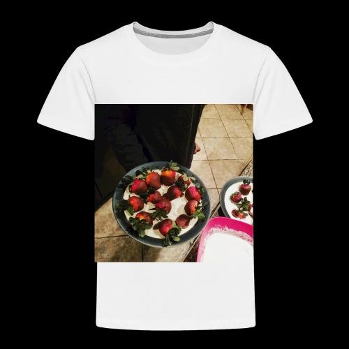 V-Day from Cakez Zauce - Toddler Premium T-Shirt