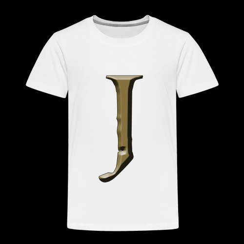 J - Toddler Premium T-Shirt