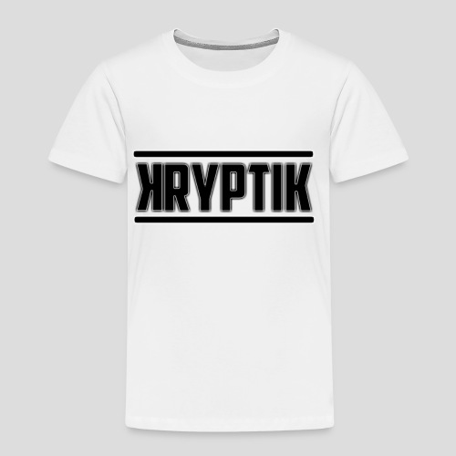 KryptikHD's Logo For YouTube - Toddler Premium T-Shirt