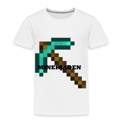 Offical MinerJaden - Toddler Premium T-Shirt