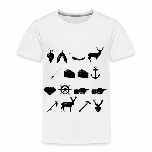 Test Shirt - Toddler Premium T-Shirt