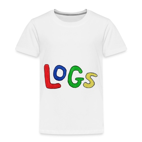LOGS Design - Toddler Premium T-Shirt