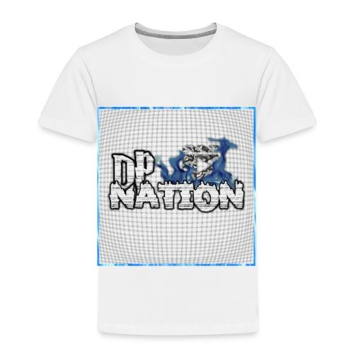 DP Nation Official Merch - Toddler Premium T-Shirt