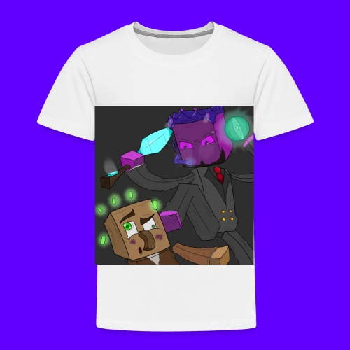 Swag Merch 1.0 - Toddler Premium T-Shirt