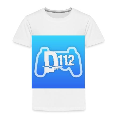D112gaming logo - Toddler Premium T-Shirt
