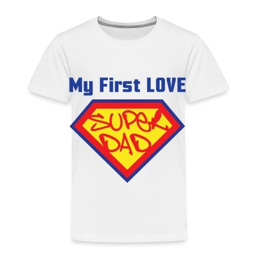 SUPER DAD - Toddler Premium T-Shirt