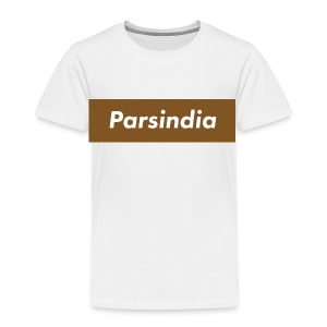 Parsindia (Supreme) - Toddler Premium T-Shirt