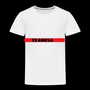 TEAM256 Official Logo - Toddler Premium T-Shirt