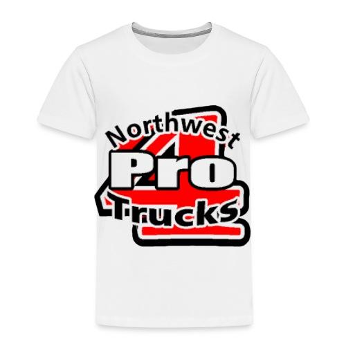 Pro4 Logo - Toddler Premium T-Shirt
