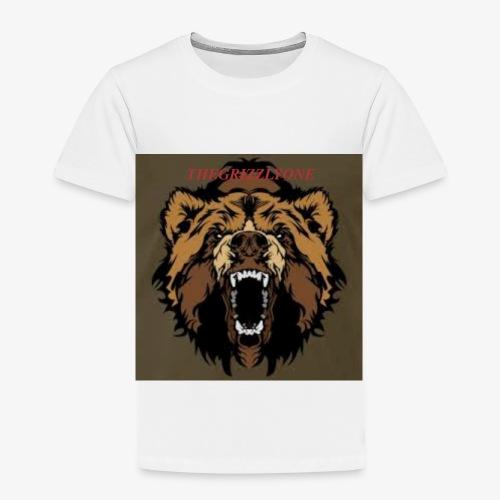 TheGrizzlyOne's Merch - Toddler Premium T-Shirt