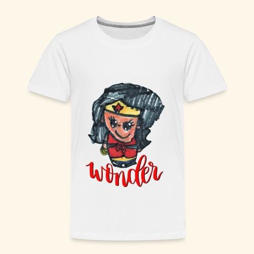 Wonder Hair - Toddler Premium T-Shirt