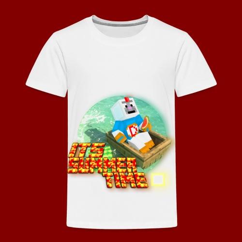 IT SUMMER TIME (SHIRTS, ACCESORIES) - Toddler Premium T-Shirt