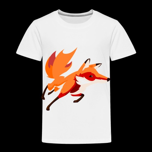JBFox#2 - Toddler Premium T-Shirt
