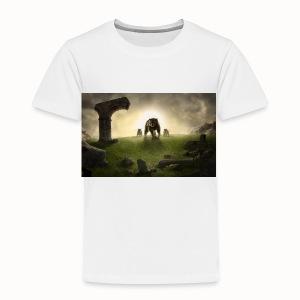 king bear with cubs merchandise - Toddler Premium T-Shirt