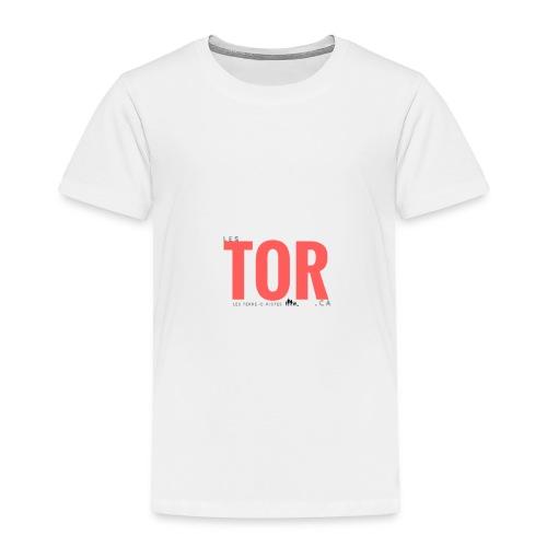 Logo officiel des Terre-O-Ristes - Toddler Premium T-Shirt