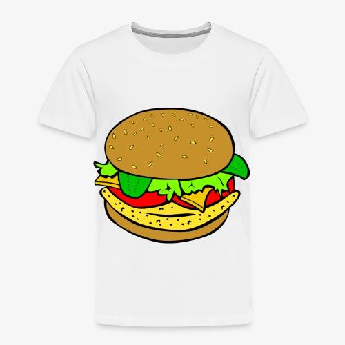 Comic Burger - Toddler Premium T-Shirt