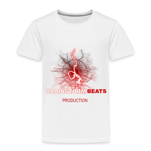 Brainstorm Beats 2017 Red Edition - Toddler Premium T-Shirt